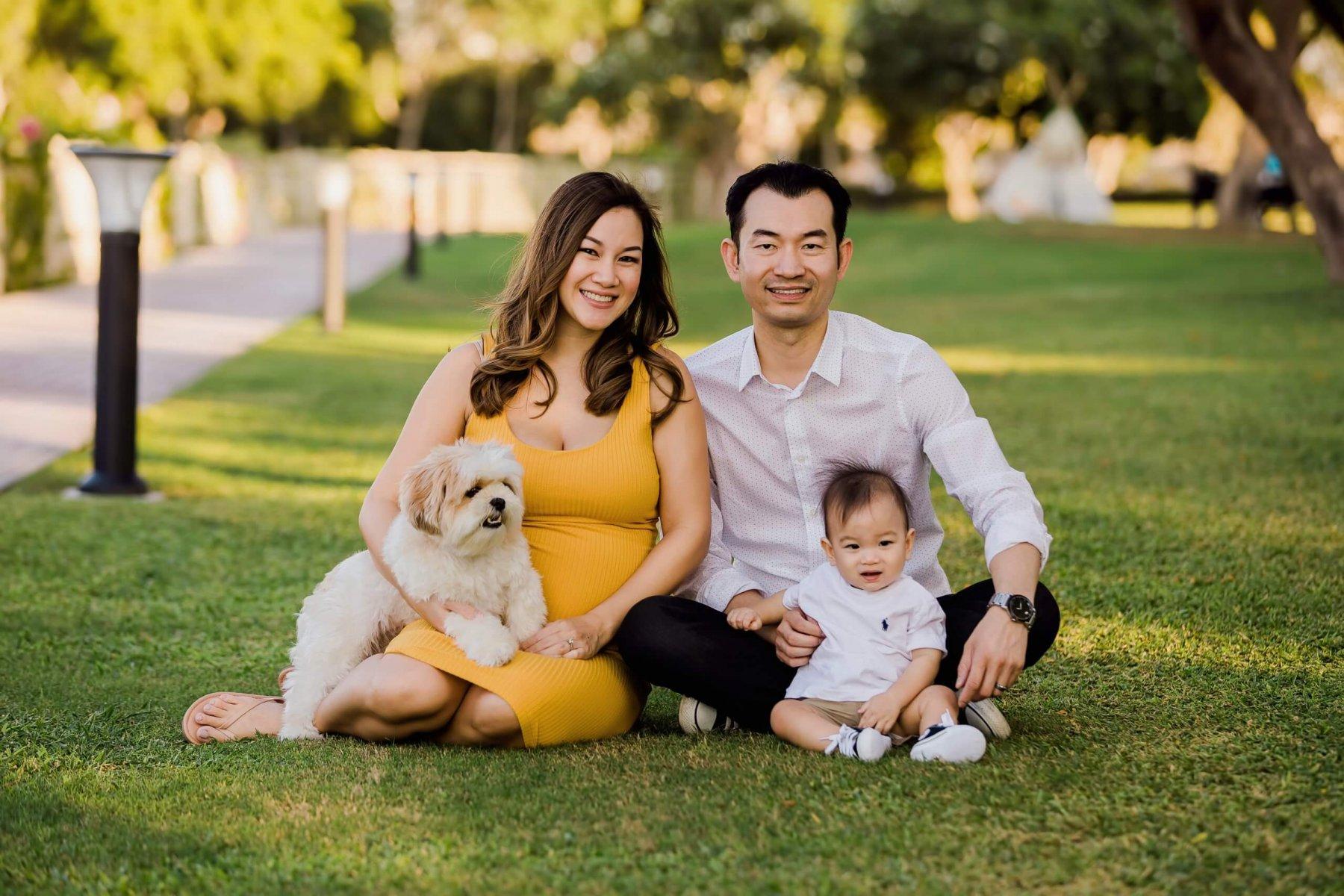 Dubai family photographer