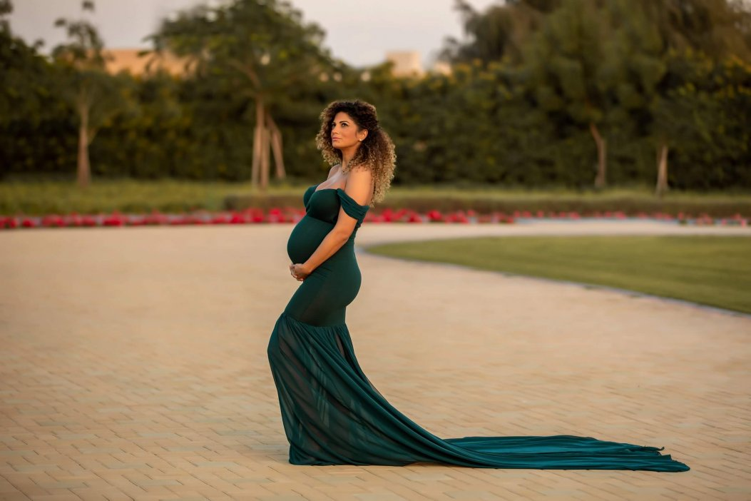 Maternity photographer Dubai