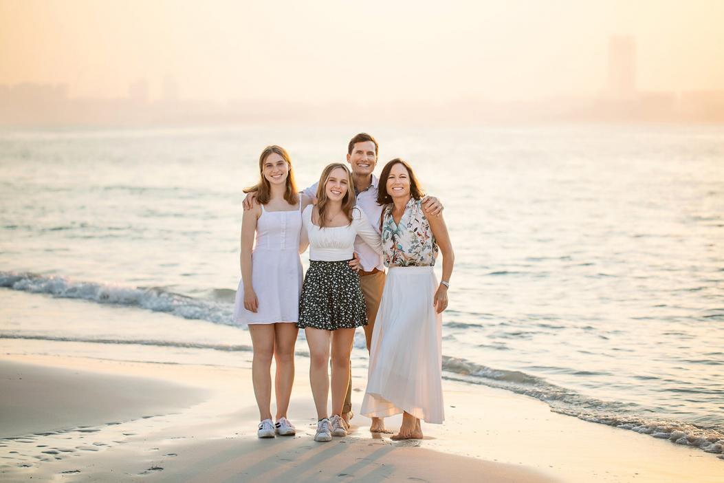 Family photoshoot at Burj al Arab, Dubai