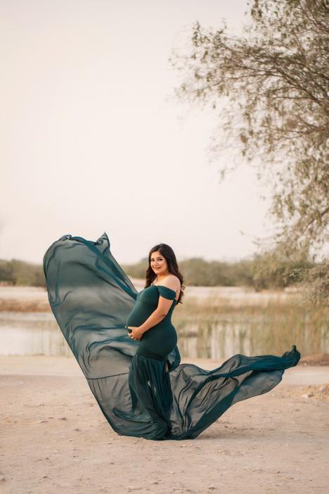 Maternity photoshoot in Dubai