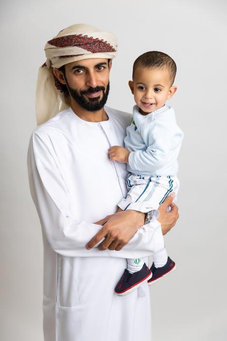 Cake smash photographer Dubai